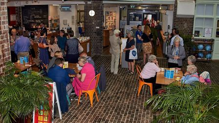 People attended to celebrate 80 years if Citizens Advice