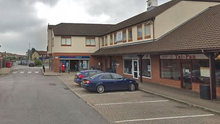 Tesco Express in Castlemead Shopping Centre. Picture: Google