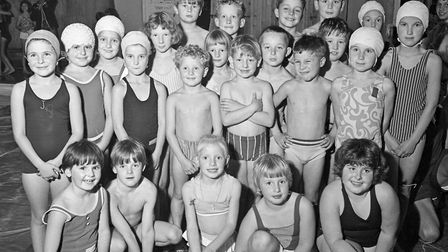 Over 140 members of Weston-super-Mare Swimming Club, aged between six and 60 took part iin a sponsor