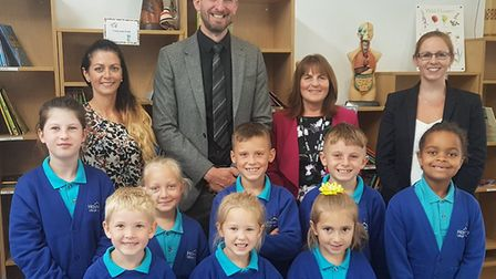 Haywood Village Academy receives outstanding rating by OFSTED