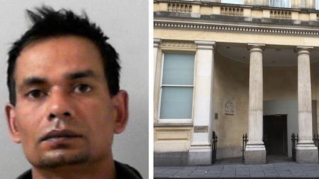 Chowdhury was sentenced at Bristol Crown Court on September 19.