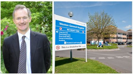 John Penrose wants campaigners to back the Healthy Weston proposal.