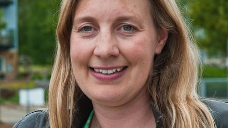North Somerset councillor Bridget Petty. Picture: MARK ATHERTON