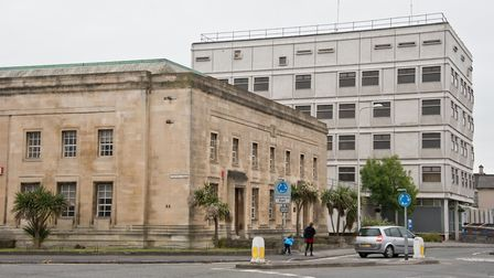 The former police station and the former magistrates' court building have also been mooted as sites