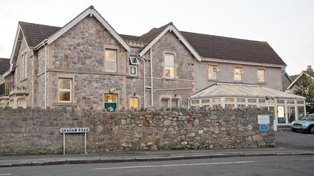 Graham Road Surgery was up for sale at £800,000. Picture: MARK ATHERTON