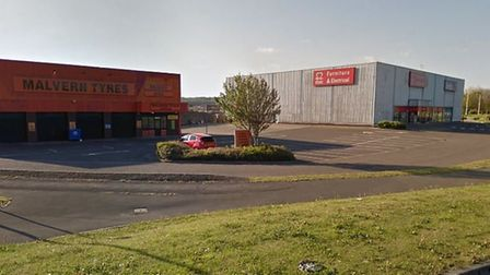 The British Heart Foundation store in Marchfields Way. Picture: Google
