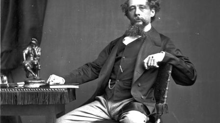 Charles Dickens found much of his inspiration on his European travels. Picture: John & Charles Watki