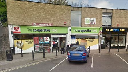 The Co-op in Old Street, Clevedon. Picture: Google