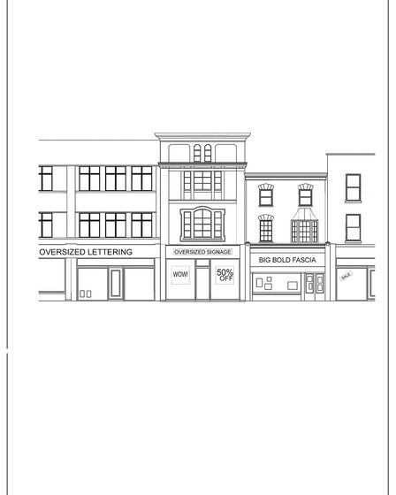 Plans proposed for the Heritage Action Zone in Weston