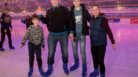 Icescape @ The Tropicana re-opens. Picture: MARK ATHERTON