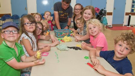 Locking Castle Campus, holiday club and creative kids sessions.