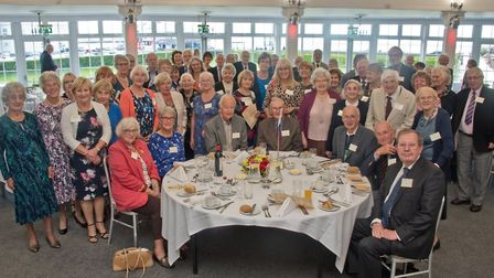 Former pupils of Weston Grammar School, the Old Westonians Association,annual lunch and social at R