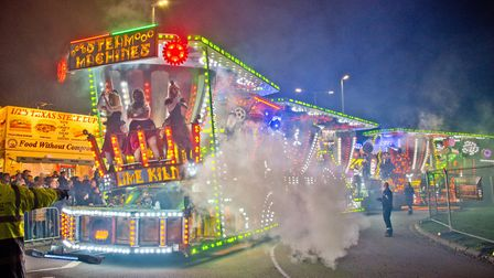 Burnham Carnival. Picture: MARK ATHERTON
