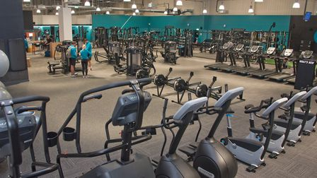 Pure Gym opens on Wednesday in the Gallagher Retail Park.. Picture: MARK ATHERTON