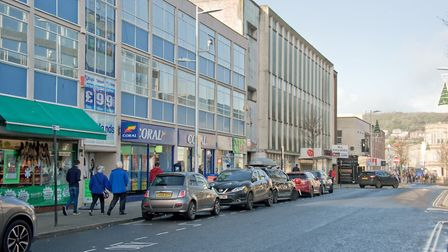 Parking regulations in Weston are under review. Picture: Mark Atherton