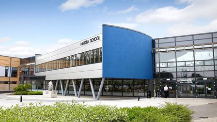 Nailsea School has been chosen as a site for one of three hubs.