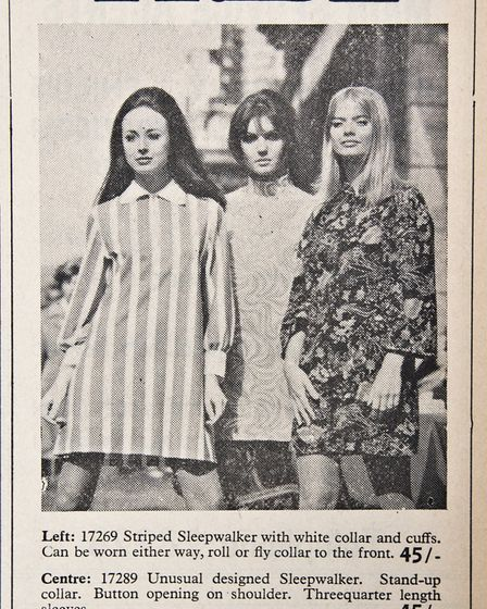 Ads 24th October1969 Edition. Picture: WESTON MERCURY