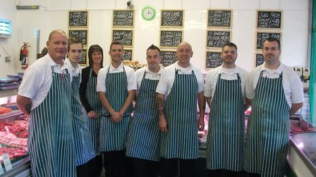 Darrells Butchers going strong in 2010.Picture: Archant