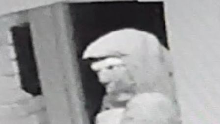 Police are looking to speak to this man. Picture: Paul Renhard