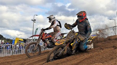 Action snapshots of riders competing in Weston Beach Race in October.Picture: Terry Kelly