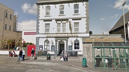 The Old Pier Tavern. Picture: Google