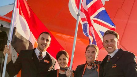 easyJet has launched new winter flights from Bristol to Hurghada in Egypt Picture: easyJet
