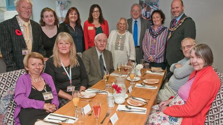 40th anniversary dinner for the Disability Information Advice Line. Picture: MARK ATHERTON