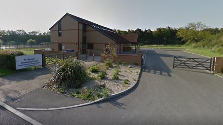 There have been antisocial heaviour incidents at St Georges community centre. Picture: Google