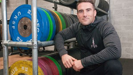 Joe Cottle planning to open new gym in Yatton. Picture: MARK ATHERTON