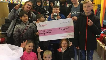 South Weston Activity Network has been awarded £240,000 over the next five years from the National L