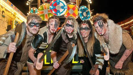 Weston Carnival, Hot Rock CC Voyage to Valhalla. Picture: MARK ATHERTON