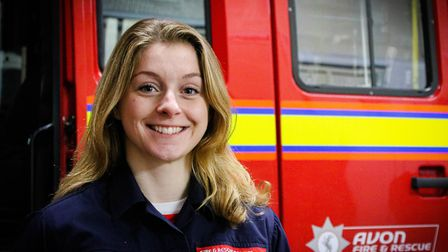 Avon Fire and Rescue calls for more women to join