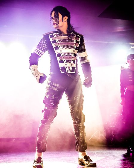 The show promises to be a must-see for Michael Jackson fans. Picture: Sweeney Entertainment