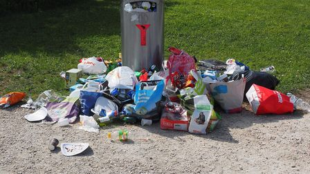 North Somerset Council is encouraging people to try reduce their waste. Picture: Hans Braxmeier