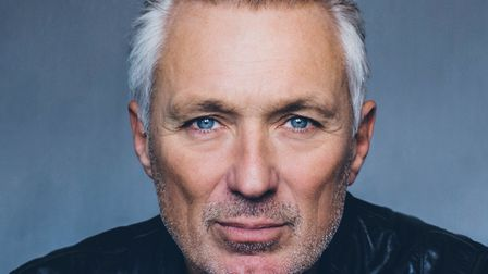 Martin Kemp will play music from the 1980s.