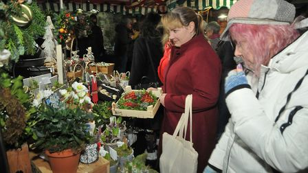 Wrington Dickensian Fair.Picture: Jeremy Long