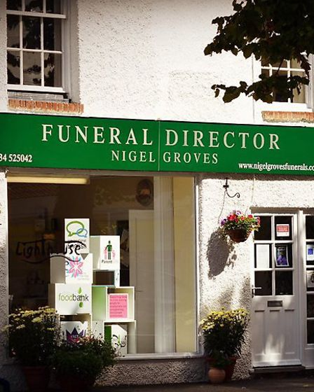 A funeral director can help you plan the service you want. Picture: Archant