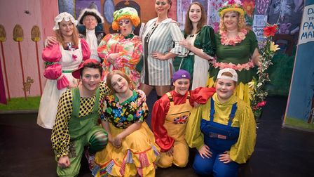 Jack And The Beanstalk will be performed at Princess Theatre, in Burnham, this month.Picture: MARK A