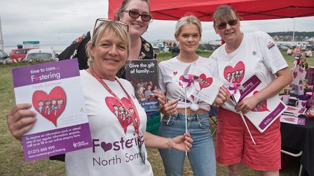 Fostering North Somerset loking for more families to join their team.. Picture: MARK ATHERTON