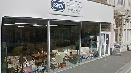 The RSPCA charity shop, in Regent Street, will close in February.Picture: Google Street View