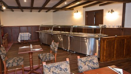 The Old Stable in Wadham Street reopening as a carvery restaurant. Picture: MARK ATHERTON