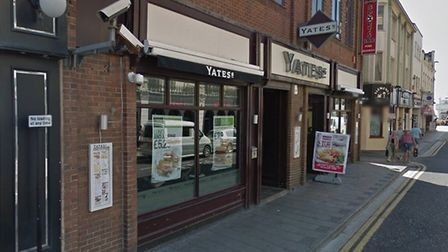 The attack happend in Yates. Picture: Google Maps