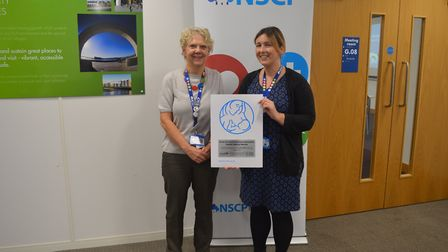 The organisations have been recognised for the quality of service and support they provide to mother