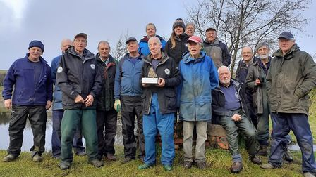The Mendip Hills AONB Partnership announced their Volunteer Of The Year 2019.Picture: The Mendip Hil