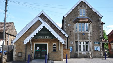 A small businesses meeting will be held at Portishead Folk Hall on Tuesday.