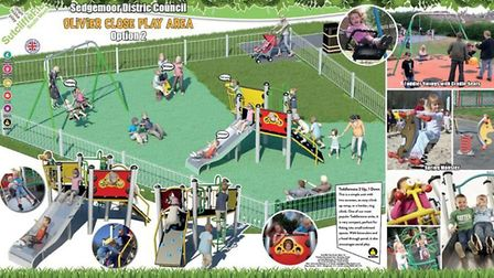 Sedgemoor District Council is overseeing the £23,000 project.Picture: Sedgemoor District Council