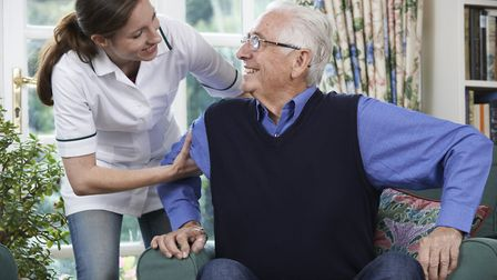 The scheme enables care homes to share digital records with GPs and hospitals.