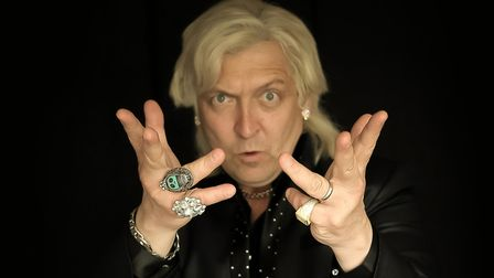 Clinton Baptiste will perform at the Tropicana. Picture: Tropicana