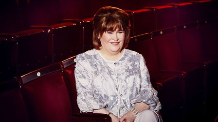 Susan Boyle is performing at the Bristol Hippodrome.