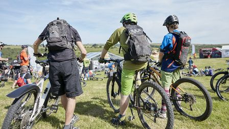 Top Of The Gorge Festival. Picture: National Trust/OIiver Edwards